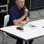 "Lesung Hans-Peter Vertacnik ""Totenvogel"""