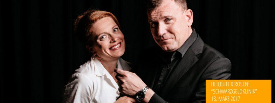 Heilbutt&Rosen: Schwarzgeldklinik