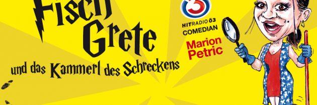 Marion Petric- Fisch Grete und das Kammerl des Schreckens